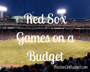 Fenway park on a budget