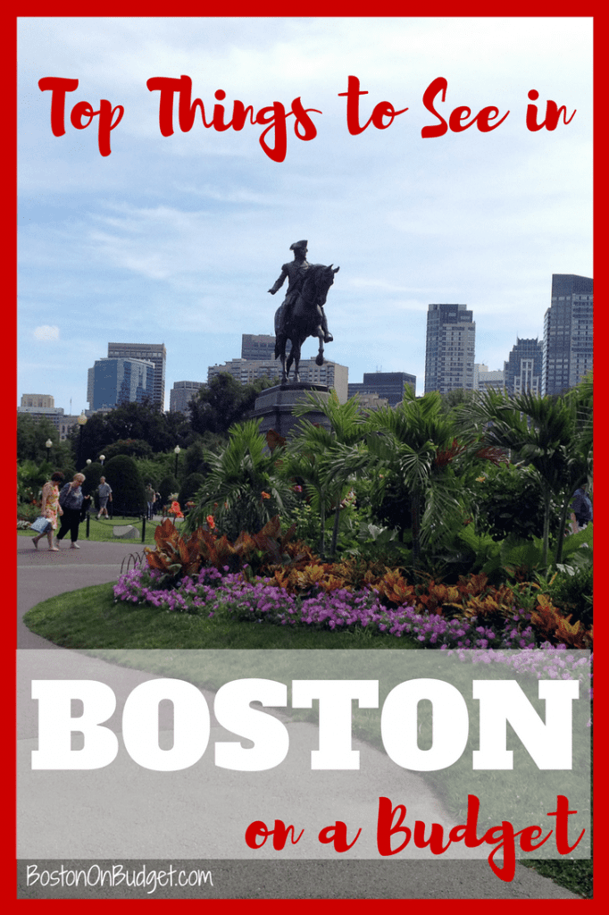 Top Things to Do in Boston on Vacation