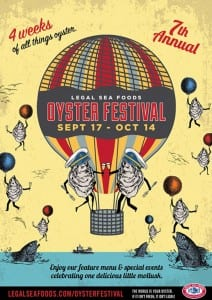 Legal Seafood Oyster Festival