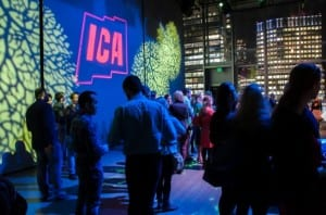 ICA Boston College NIght
