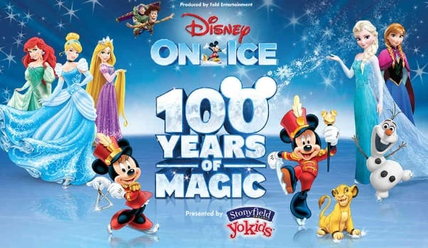 Disney Ticketes for Disney on Ice in Boston