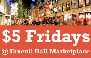 Faneuil Hall Boston Deals