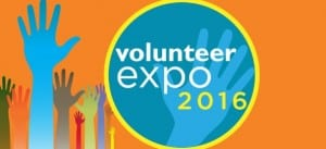 Pru Volunteer Expo