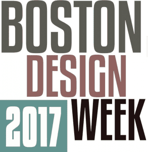 Boston Design Week Events 2017