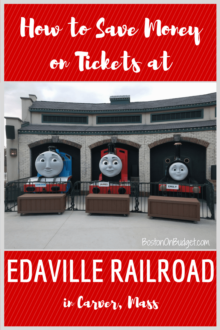 Discounts Tickets and Promo Codes for Edaville Railroad