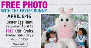 Bass Pro Shops Easter Event