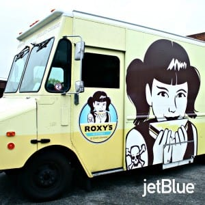 Roxy's JetBlue Food Truck