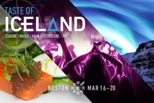Taste of Iceland in Boston