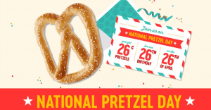 Pretzelmaker Bostn 26th Anniversary