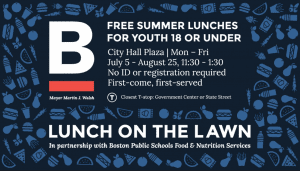 Free Lunch for Boston Youth
