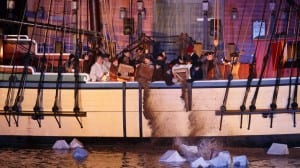 Discounts to the Boston Tea Party Museum in Boston Massachusetts