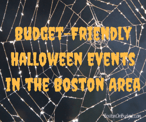 Boston Free Halloween Events