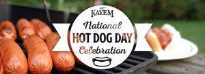 Kayem Boston Free Hot Dogs