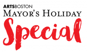 Boston Mayor's Holiday Special with Discounts and Deals