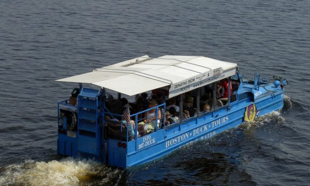 Boston Duck Tour Discounts for $25 for the 25th Anniversary