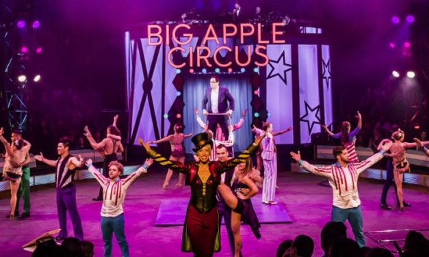 Discount Tickets to The Big Apple Circus in Boston