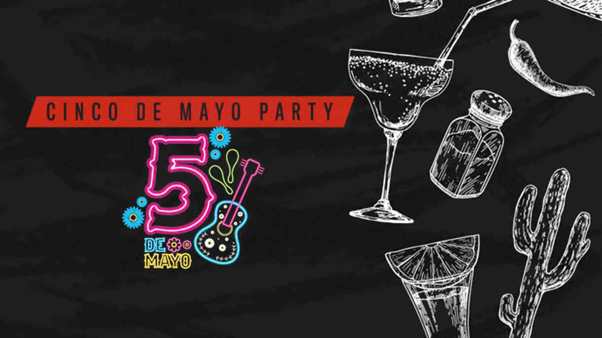 Cinco de Mayo Party Tickets
