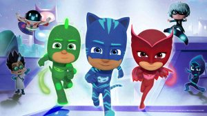PJ Masks Live Save the Day Tickets