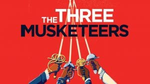 Three Musketeers Tickets