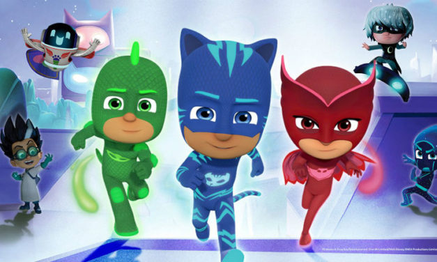 See Catboy, Owlette and Gekko Save the Day in PJ Masks Live!