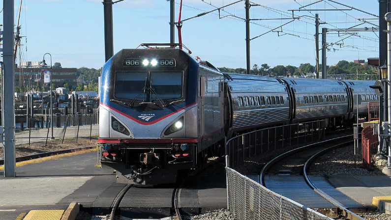 AmTrak Share Fares