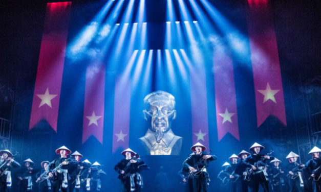 Broadway In Boston Welcomes Miss Saigon to the Citizens Bank Opera House