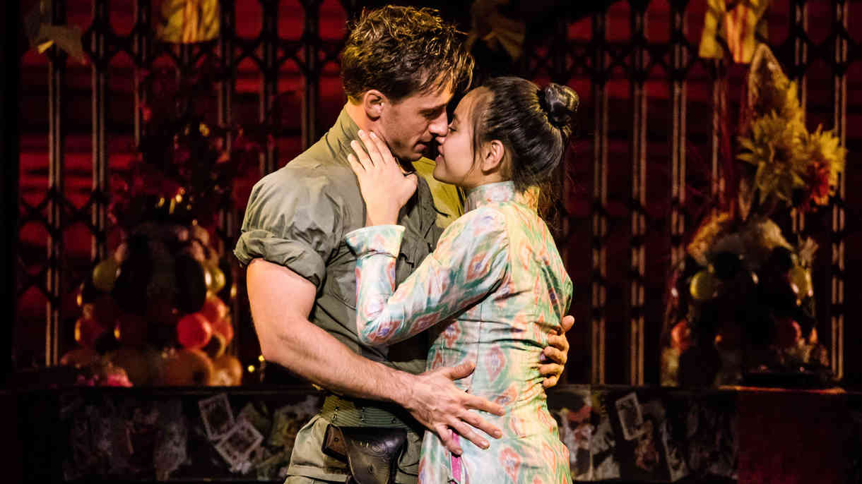 Miss Saigon Musical Tickets