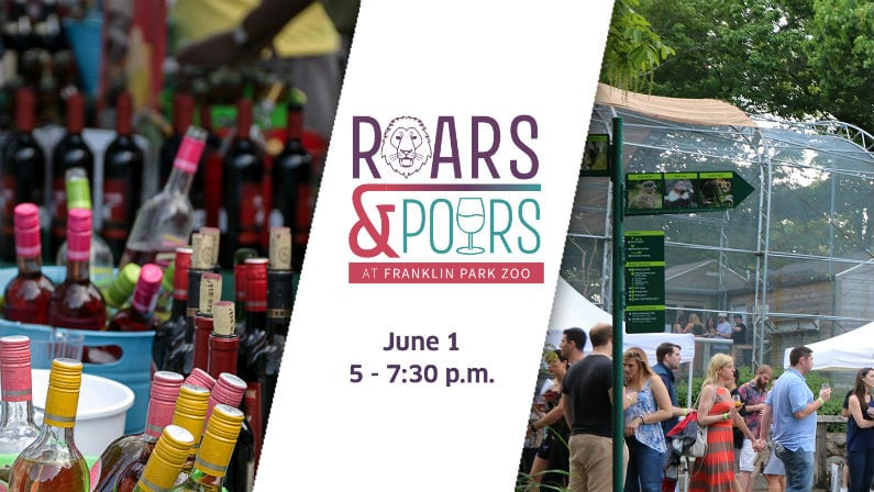 Save $20 on Tickets to Roars & Pours at the Franklin Park Zoo
