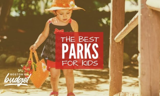 The Best Parks for Kids in Boston