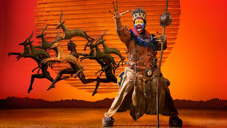 Save Big on Pre-Sale Tickets to Disney's The Lion King