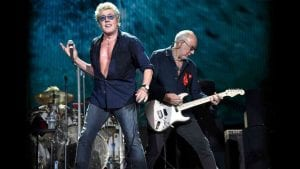 The Who Moving On Tickets