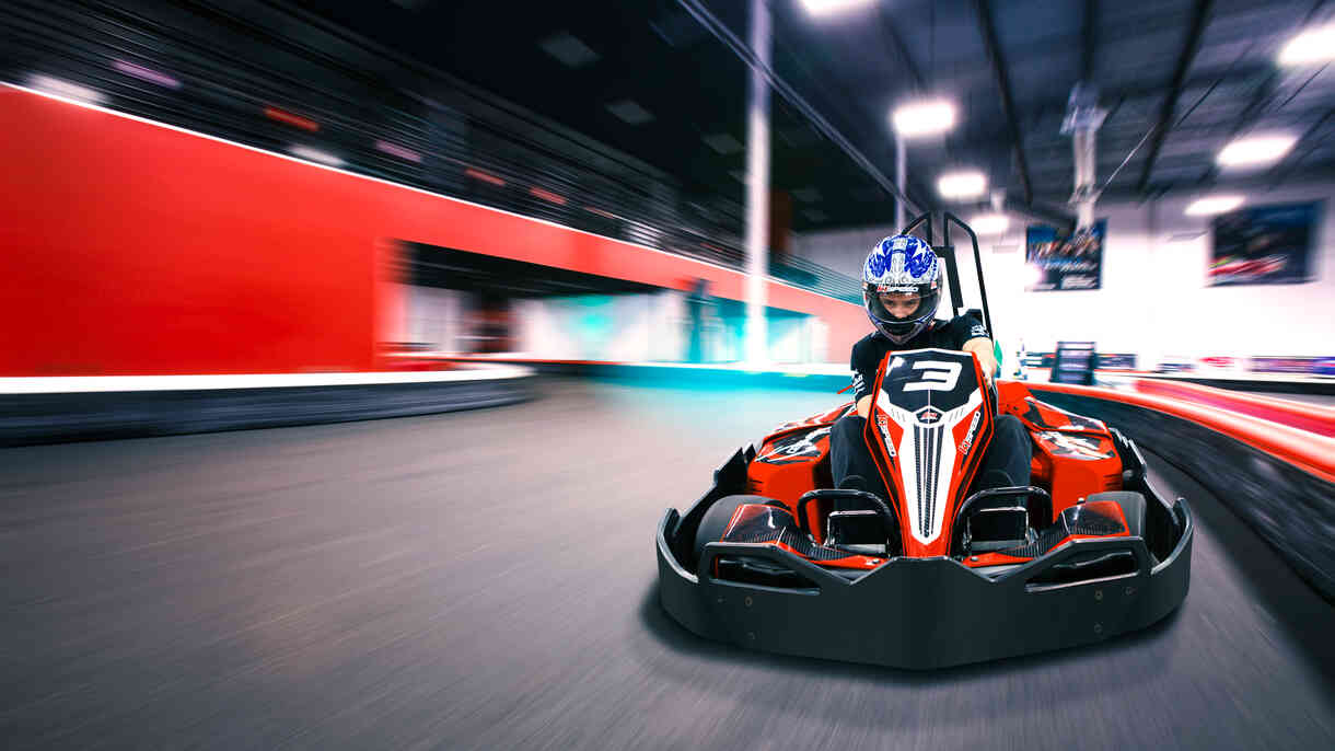 K1 Speed Tickets