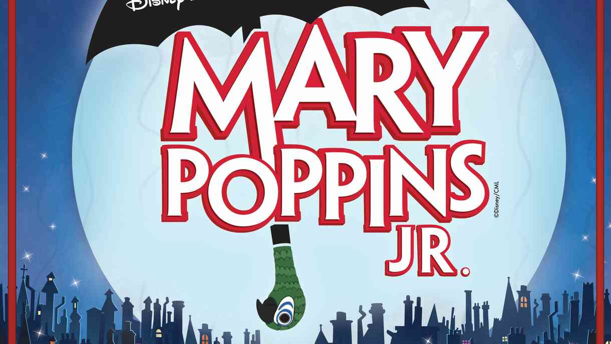 Mary Poppins Jr Tickets