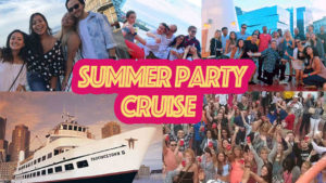Summer Party Cruise Tickets