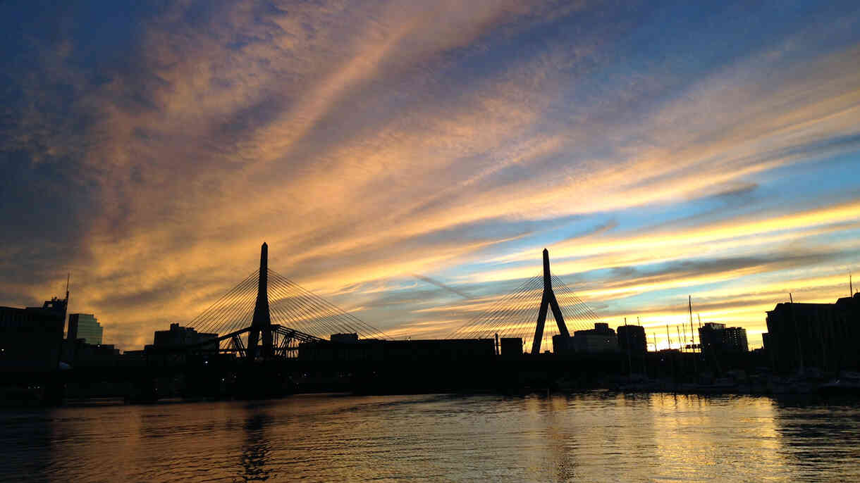 Sunset Cruise in Boston Harbor Tickets