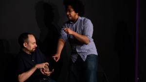 Riot Improv Songs to Scenes Theater