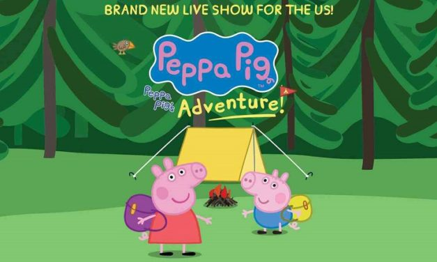 Get 50% Off Tickets to See Peppa Pig Live!