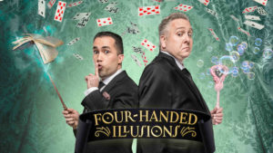 Four-Handed Illusion Tickets