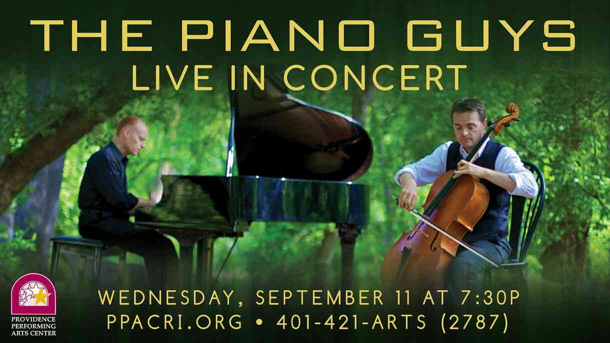 The Piano Guys Concert Tickets