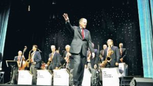 Tribute to Sinatra and Peggy Lee Tickets