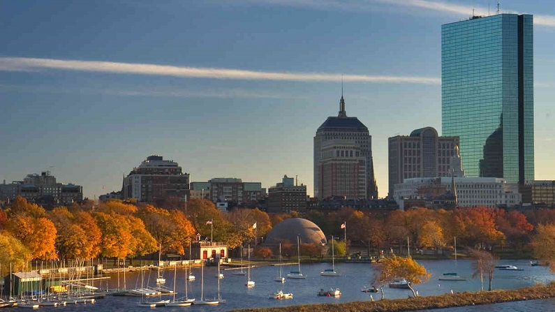 fall foliage tour boston
