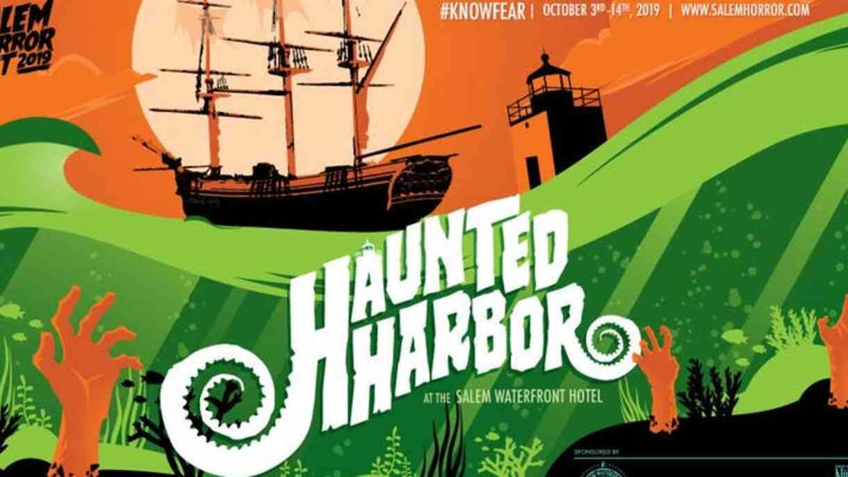 Haunted Harbor Salem Horror Fest Tickets