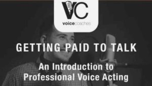 Intro to Voice Overs Class