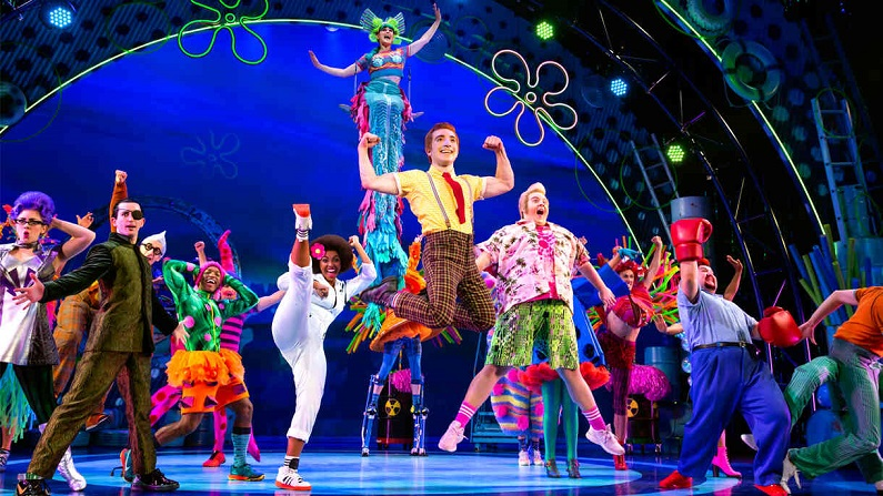 Get 35% Off Tickets To See The SpongeBob Musical