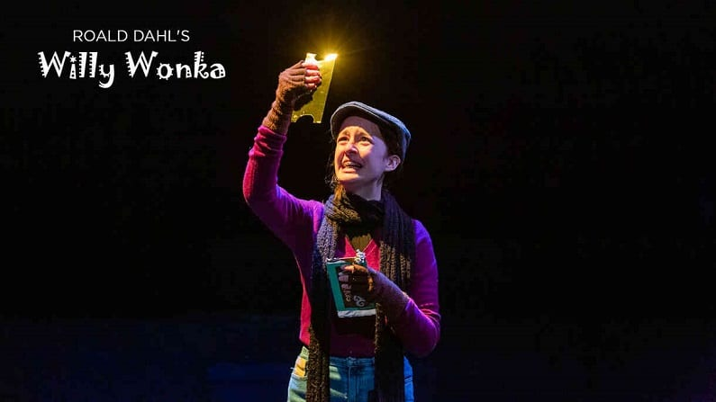 Save 50% on Tickets to See Roald Dahl's Willy Wonka on Stage