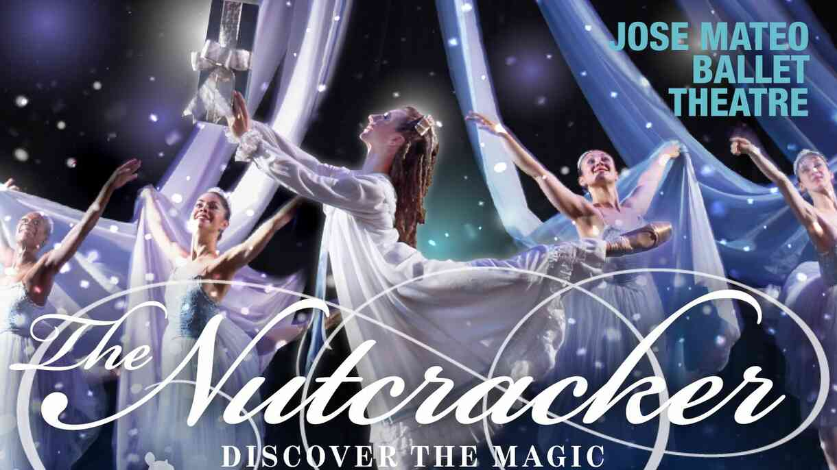 Jose Mateo Ballet Theatre The Nutcracker