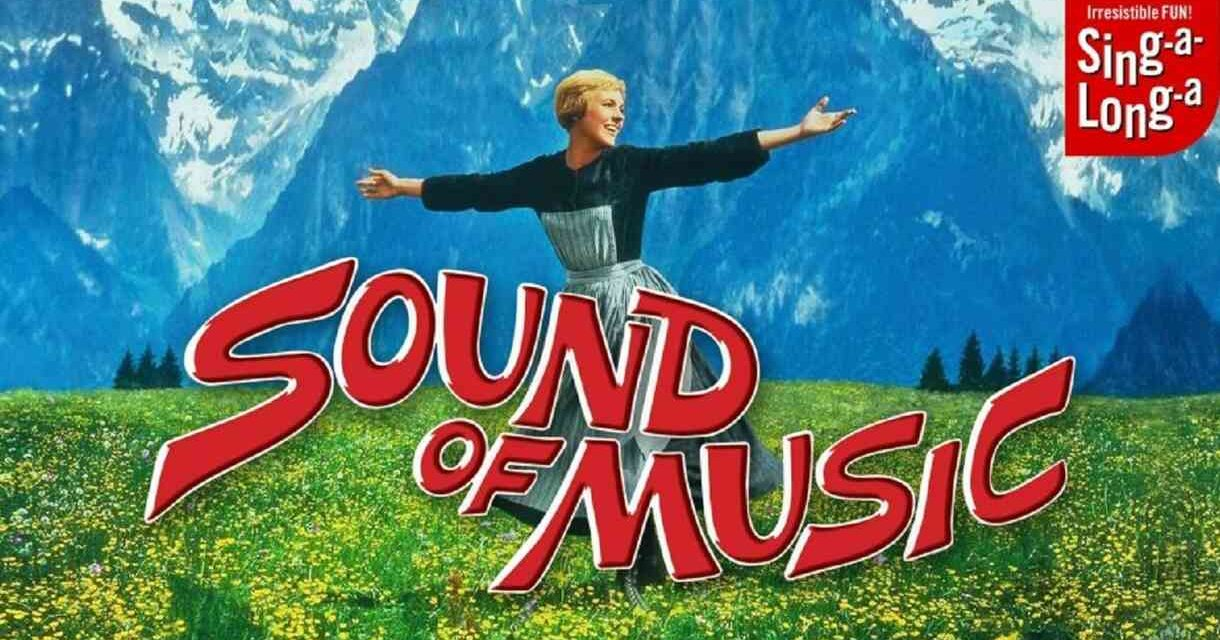 See a Special Sing-a-long Sound of Music Screening This Thanksgiving Weekend