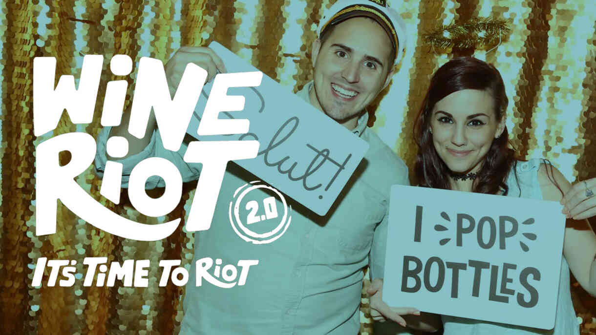Wine Riot Tickets