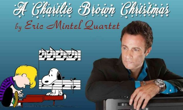 See the Eric Mintel Quartet Perform A Charlie Brown Christmas For Just $10