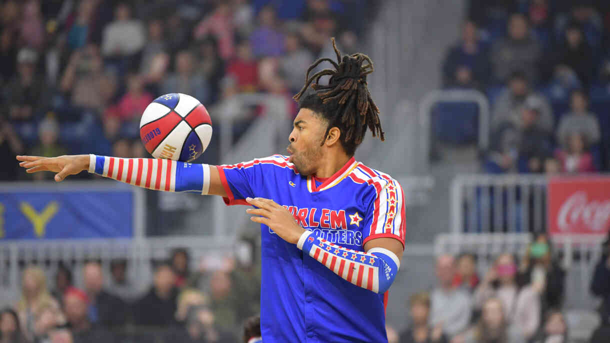 Harlem Globetrotters Pushing the Limits Tour